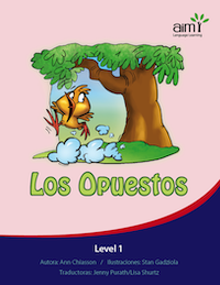 Los Opuestos - Reader (minimum of 6)