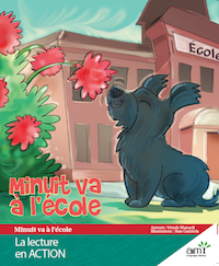 Minuit va à l'école - Readers (minimum of 6)