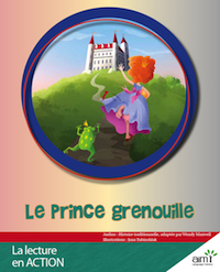 Le prince grenouille - Readers (minimum of 6)