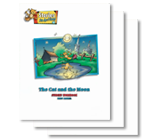 The Cat and the Moon - Student Workbooks (minimum of 20)