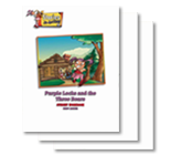 Purple Locks - Student Workbooks (minimum of 20)