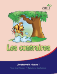 Les contraires - Reader (minimum of 6)