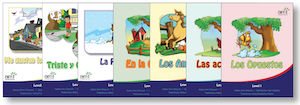 Digital Spanish Primary Library Pack - eReaders for Ages 5-8 (1 year)