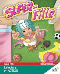Super-Fille Reader  (minimum of 6)