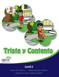 Triste y Contento - Reader (minimum of 6)