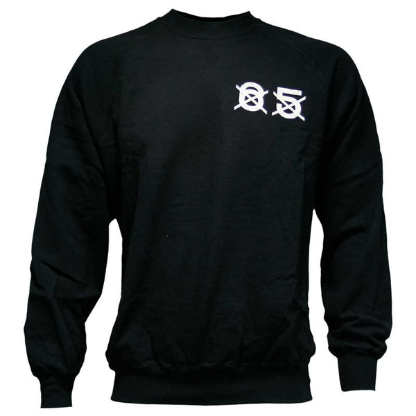 65XX Black Sweatshirt