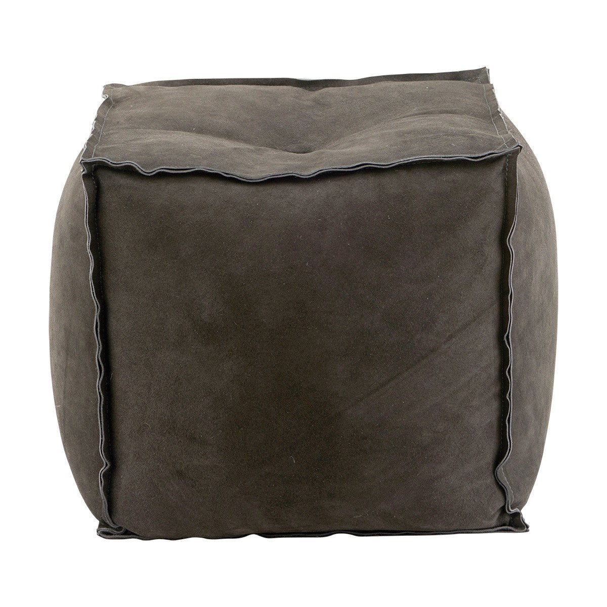 Image of   Puf Suede brun fra House Doctor