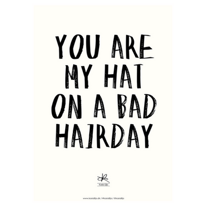 Bad hairday