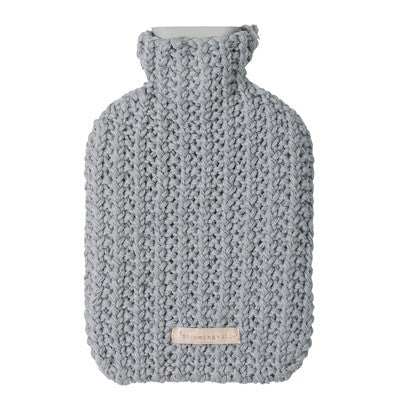 Hot Water Bottle, Grå, Akryl