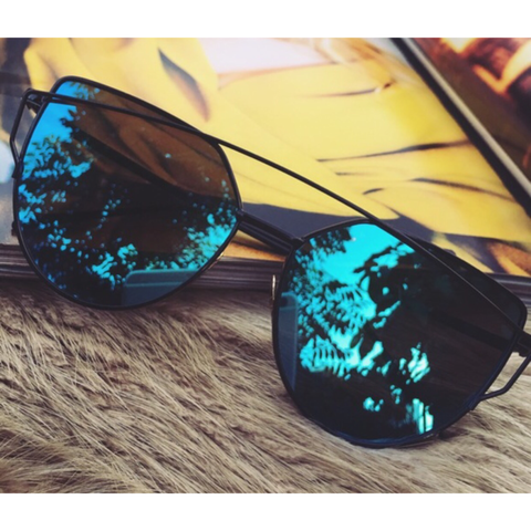 f76486971a073 ... Blue Mirrored Sunglasses  Blue Mirrored Sunglasses