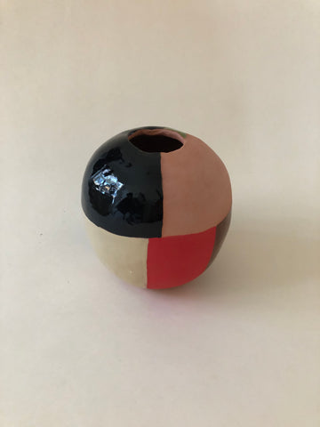 Color Block Vessel 8