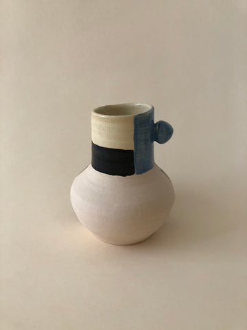 Color Block Vessel 5