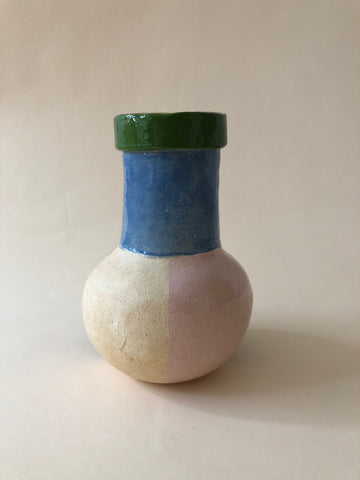 Color Block Vessel 9
