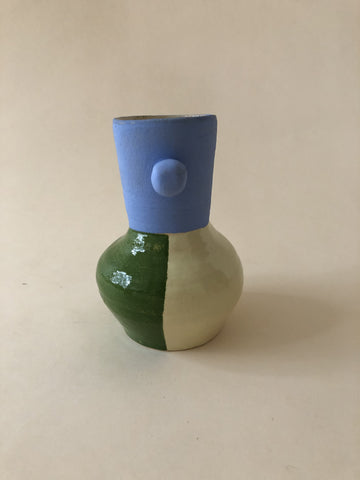 Color Block Vessel 1