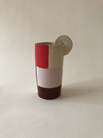 Color Block Vessel 3