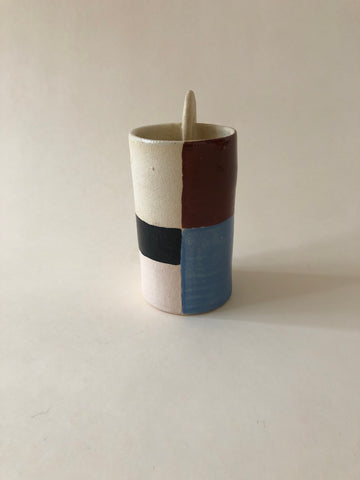 Color Block Vessel 4