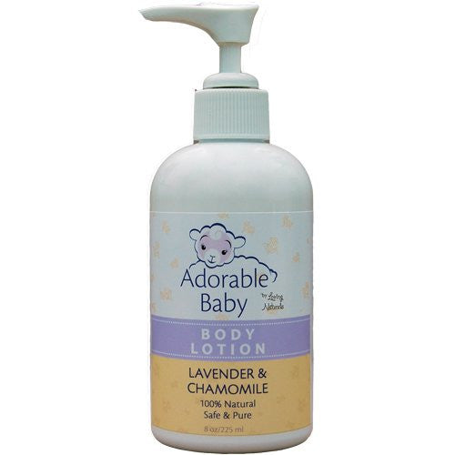 Adorable Baby Body Lotion - 8 oz.