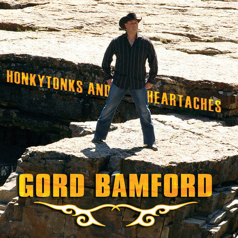 Honkytonks and Heartaches CD