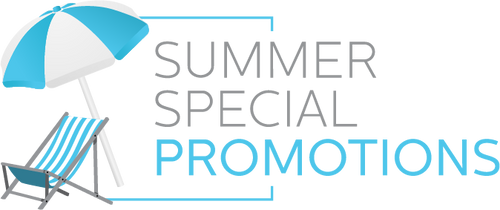 SUMMER SPECIAL PROMOTIONS