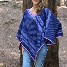 Butterfly wings Poncho