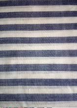 blue, fish, stripes, cotton, ikat, sambalpuri, saree, dashes, traditional, handloom, odisha, tassel, textiles