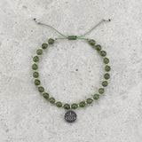 Jade Bracelet - Peaceful & Prosperous
