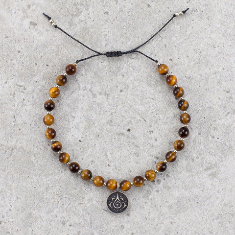 Tiger Eye Bracelet - Empowered