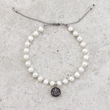 Pearl Bracelet - Wise & Gentle