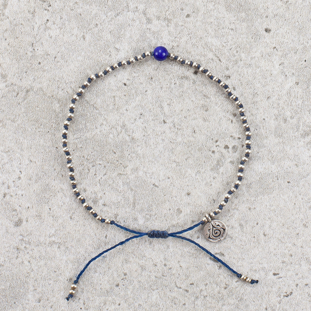 uploaded mala hand liz lapis bracelet bracelets products lazuli revolution knotted