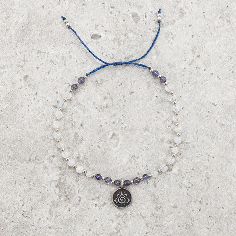 Sesame Jasper Bracelet - Nurtured & Whole