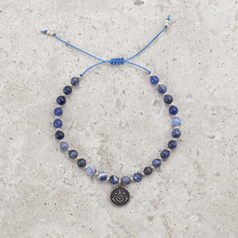 Labradorite & Moonstone Bracelet - Limited Edition