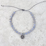Blue Aventurine Meditation Bracelet - Inspired & Optimistic