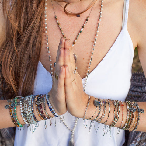 Any two Mala Revolution Mala Bracelets <3
