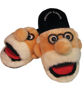 Gag Gift: Walk in the masters footsteps with Freudian Slippers!