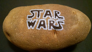 Star Wars Day Potato Gift Box
