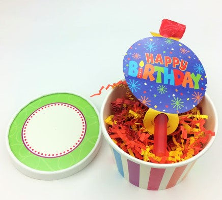 Birthday Fun Box, Lite Rainbow