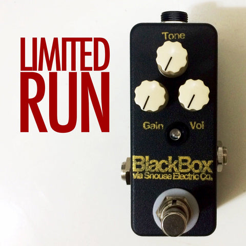 BlackBox Overdrive Mini