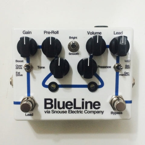 BlueLine Professional Overdrive