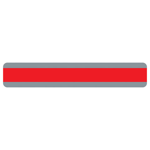 SENTENCE READING GUIDE STRIP RED