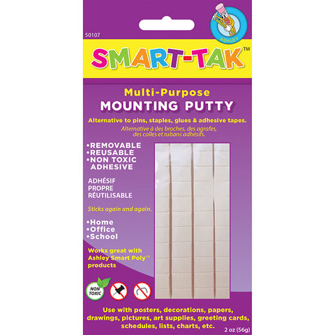 10 PK OF SMART-TAK  2 OZ PKS WHITE