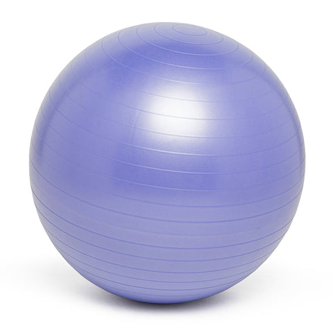 BOUNCYBAND BALANCE BALL 55CM PURPLE