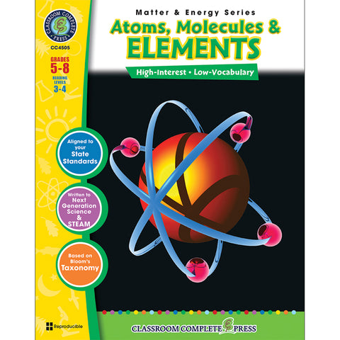 MATTER & ENERGY SERIES ATOMS