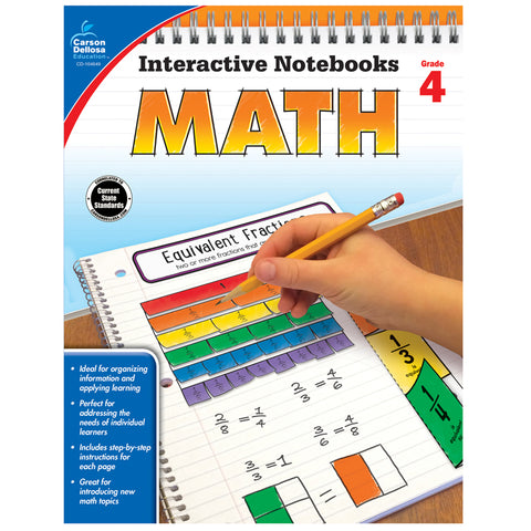 INTERACTIVE NOTEBOOKS MATH GRADE 4