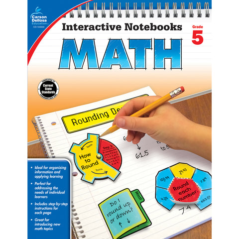 INTERACTIVE NOTEBOOKS MATH GRADE 5