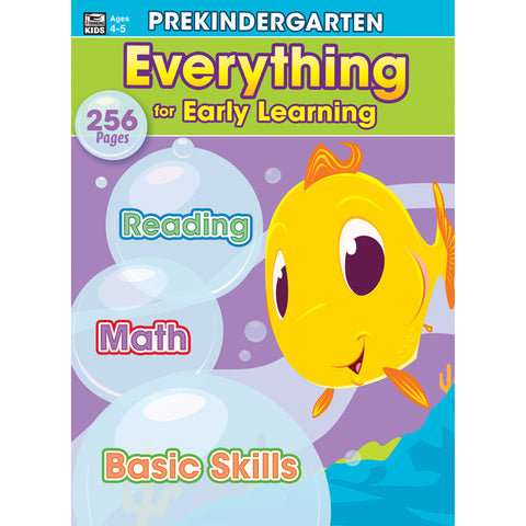 EVERYTHING FOR EARLY LEARNING GR PK