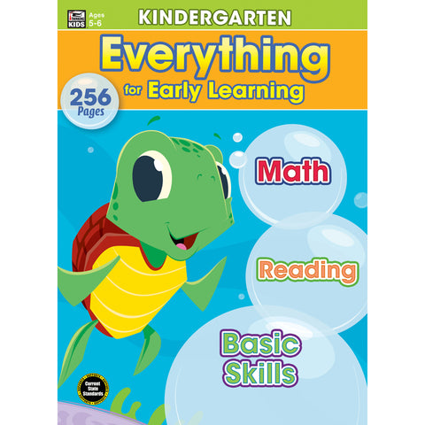 EVERYTHING FOR EARLY LEARNING GR K
