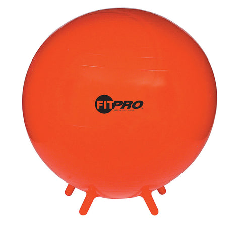 FITPRO BALL STABILITY LEGS RED 75CM
