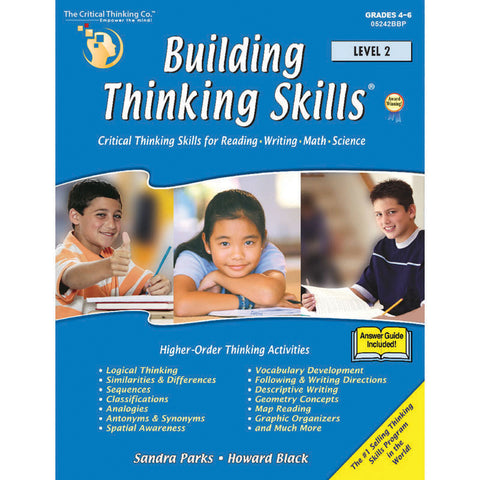 BUILDING THINKING SKILLS LEVEL 2