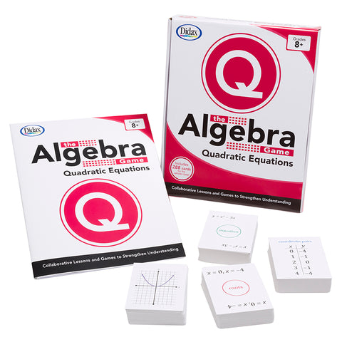 ALGEBRA GM QUADRATIC EQUATION BASIC