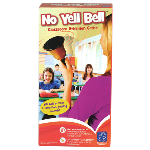 NO YELL BELL